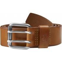 Fjällräven Singi Two-Pin Belt Leather Cognac 110CM