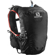 Salomon Skin Pro 15 Set Black/Bright Red NS