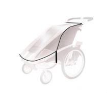 Thule Chariot Cougar 2/CX 2 Rain Cover 2014