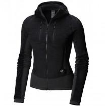 Mountain Hardwear W Monkey Woman™ Grid Hooded Jacket Black