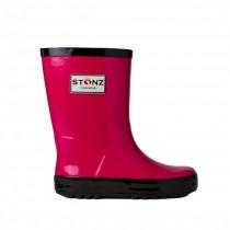 Stonz Rain Bootz Pink/Black