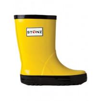 Stonz Rain Bootz Yellow/Black