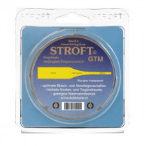 Stroft Fly Leader 12' 375cm Fluefortom