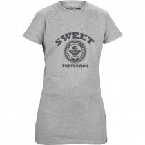 Sweet Protection Heart T-Shirt Women's Grey melange