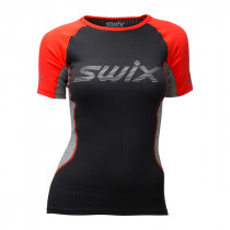 Swix Radiant Racex SS Women Neon Red