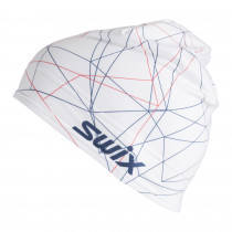 Swix Race Warm Hat Bright White/ New Navy/ Red