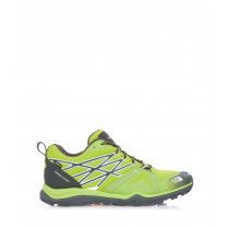 The North Face Men's Hedgehog Fastpack Lite Gtx Lime Green/TNF White