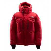 The North Face Men's Himalayan Parka Red/Blk