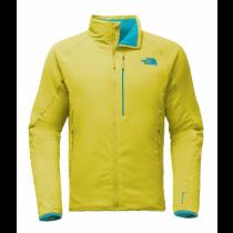 The North Face Men's Ventrix Jacket Acid Yellow/Algiers Blue