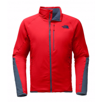 The North Face Men's Ventrix Jacket Centennial Red/Shady Blue