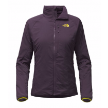 The North Face Women's Ventrix Jacket Darkeggplantprpl/Acidyllw