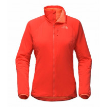 The North Face Women's Ventrix Jacket Firebrckred/Nasturtiumorg