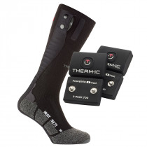 Therm-Ic Powersock Set Multi +700 Black