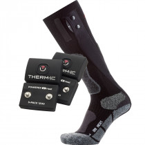 Therm-Ic Powersock Set Uni +1200 Black