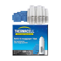 Thermacell Myggjager Refill R10 10pk