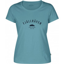Fjällräven Trekking Equipment T-Shirt Women's Lagoon