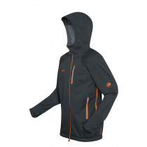 Mammut Ultimate Nordpfeiler Jacket Men Black