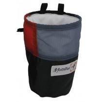 Metolius Ultralight Chalk Bag Orange/Grey/Black