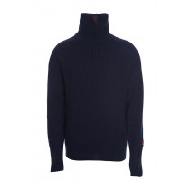 Ulvang Rav Sweater W/Zip New Navy