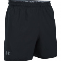 Under Armour Ua Qualifier 5'' Woven Short Black