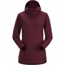 Arc'teryx Vertices Hoody Women's Crimson