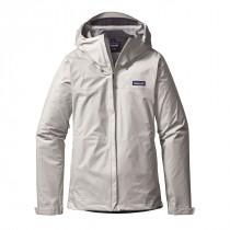 Patagonia Women's Torrentshell Jacket Birch White