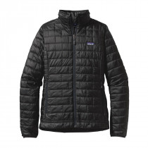 Patagonia Women's Nano Puff Jacket Black