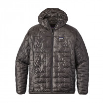 Patagonia M Micro Puff Hoody Forge Grey