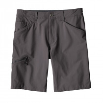 Patagonia M's Quandary Shorts - 10 In. Forge Grey