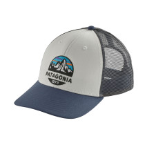 Patagonia Fitz Roy Scope Lopro Trucker Hat White