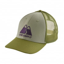 Patagonia Live Simply Winding Lopro Trucker Hat Desert Sage