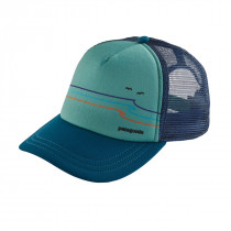 Patagonia W's Tide Ride Interstate Hat Big Sur Blue