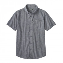 Patagonia M's Lw Bluffside Shirt Chambray: Classic Navy