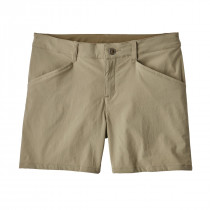 Patagonia Women's Quandary Shorts - 5 In. Shale