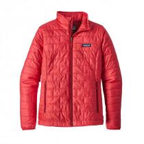Patagonia Women's Nano Puff Jacket Maraschino