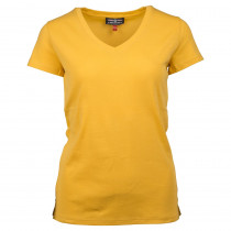 Amundsen Sports The Tee Womens Yellow Haze