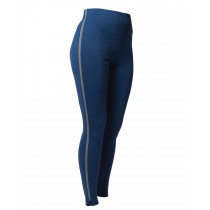 Northern Playground Ziplongs® Long Wool Woman Blue