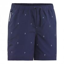 Bula Scale Shorts Dnavy