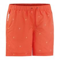 Bula Scale Shorts Orange
