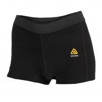Aclima Ww Boxer Shorts Woman Black