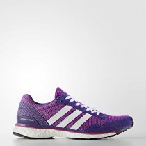 Adidas Adizero Adios 3 Women's Shock Purple/Ftwr White/Unity Purple