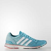 Adidas Adizero Adios 3 Women's Energy Blue/Footwear White/Easy Mint