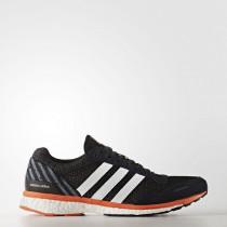 Adidas Adizero Adios 3 Men's Core Black/Footwear White/Energy Orange
