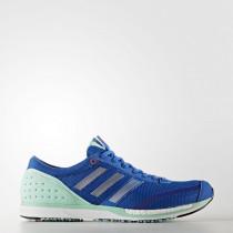 Adidas Adizero Takumi Sen 3 Shoes Blue/Metallic Silver