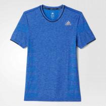 Adidas Adistar Primeknit Tee Men's Collegiate Royal