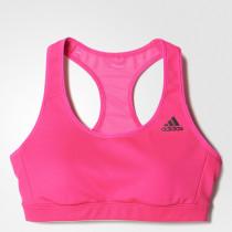 Adidas 3-Stripes Racer-Back BH Shock Pink/Black