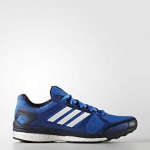 Adidas Supernova Sequence 9 Blue/Footwear White/Collegiate Navy