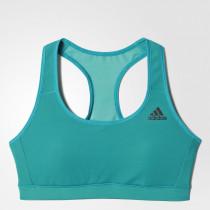 Adidas 3-Stripes Racer-Back BH Eqt Green/Black