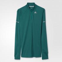 Adidas Sequencials Climalite Tee Women's Eqt Green