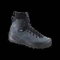 Arc'teryx Bora2 Mid Leather Hiking Boot Men's Grey Denim/Big Surf Arc